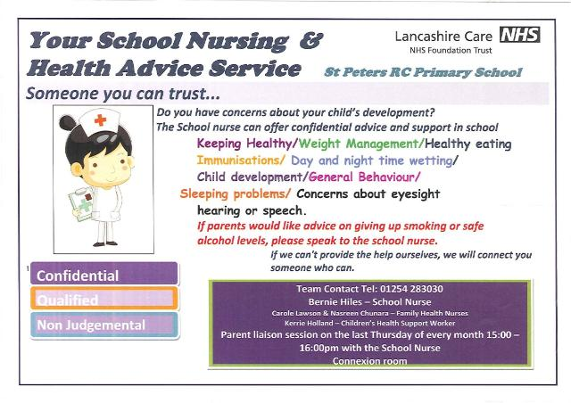 Nursing and Health advice